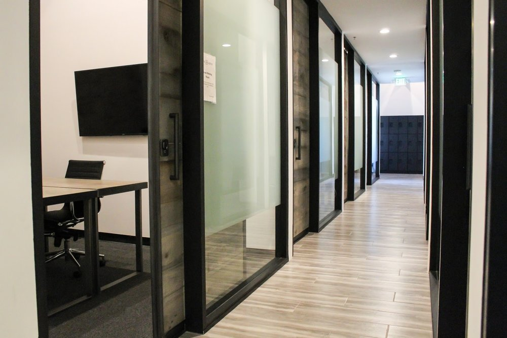 Private Office - 24/7 Access Private office space Full access to eventsStarting at $900/Month