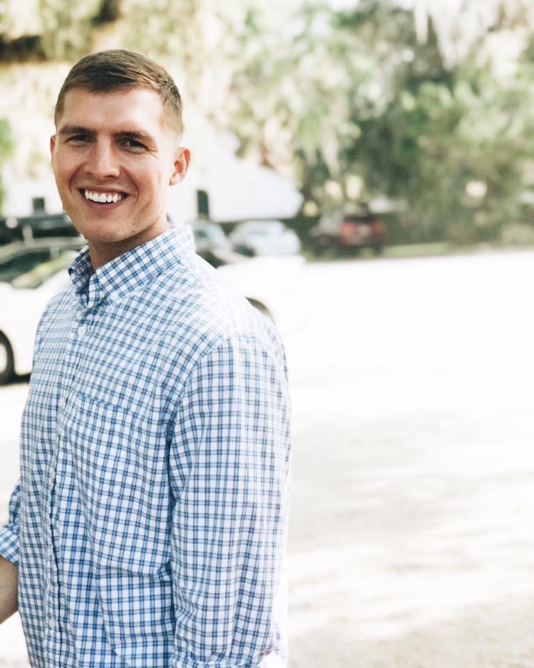 Daniel, Mary Scott's husband.
