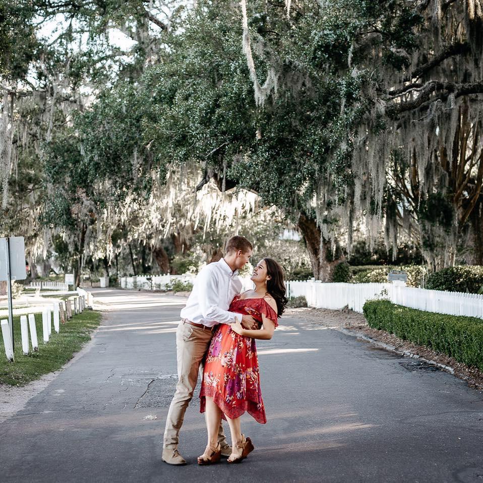 The Mercers in Savannah, GA