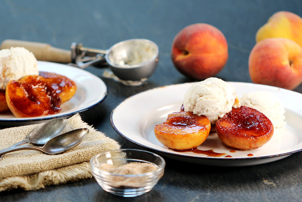 LOW CARB CARAMELIZED PEACH RECIPE.jpg