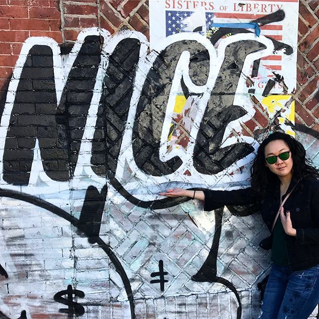 We're about a month away from #NOFF2018! How many beignets will the Naomi eat before combusting? #NiceInNola @neworleansfilmsociety