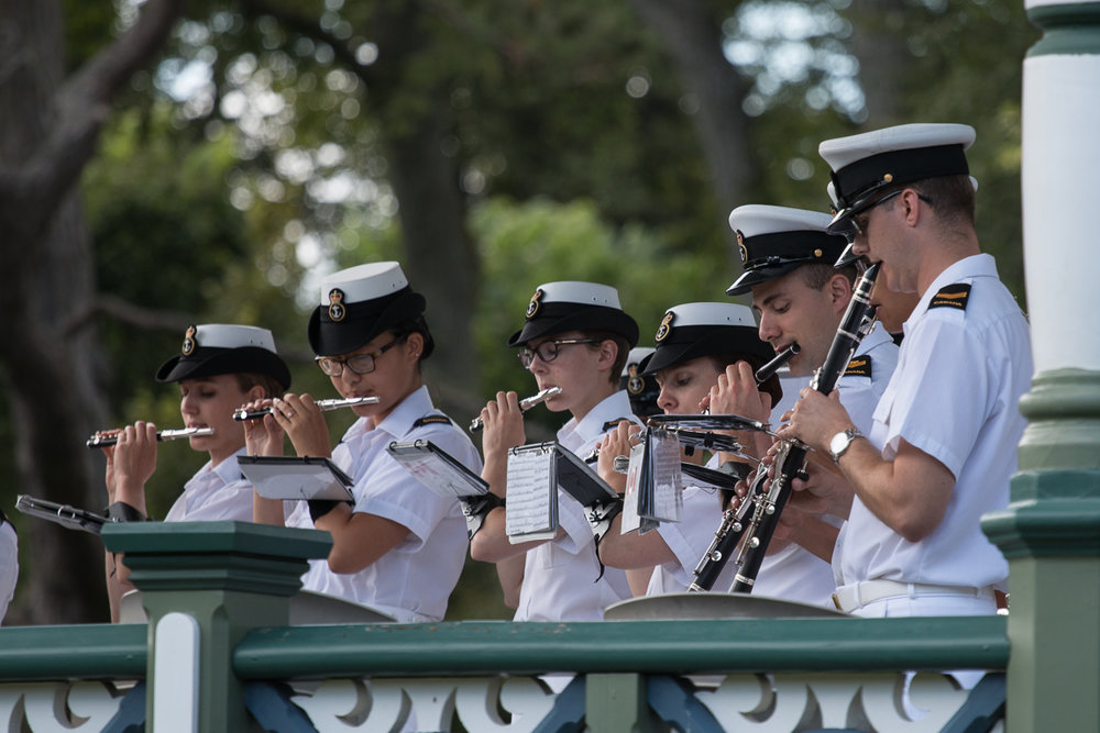 Royal Canadian Navy National Band (NBNR)