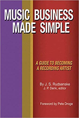 Music Business Made Simple: Guide To Becoming A Recording Artist   explains the steps a person needs to take to become a recording and live performing artist in the music industry. The short chapters are easy to read and provide a quick reference to answers to questions asked by aspiring artists.