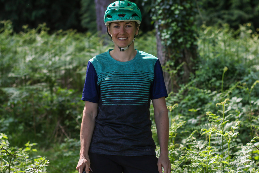 dhb MTB Women's Short Sleeve Trail Jersey-1.jpg