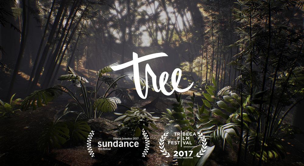 Tree, rendered by Jakob Steensen
