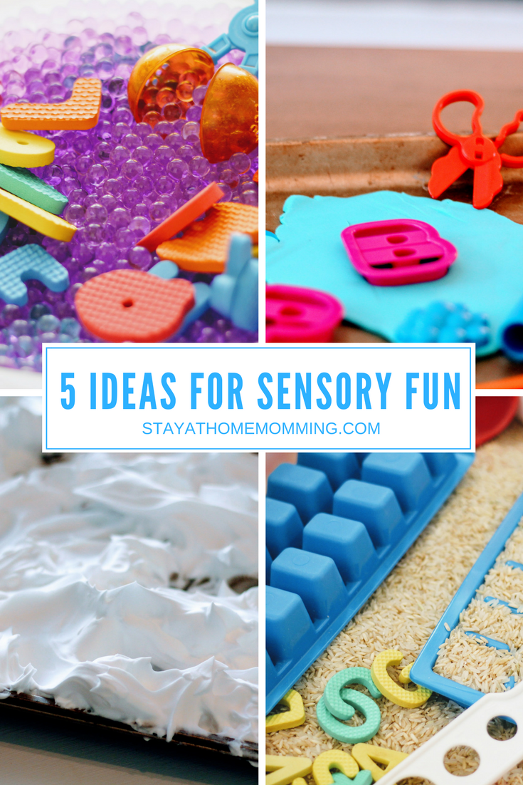 5 Ideas for Sensory Fun.png