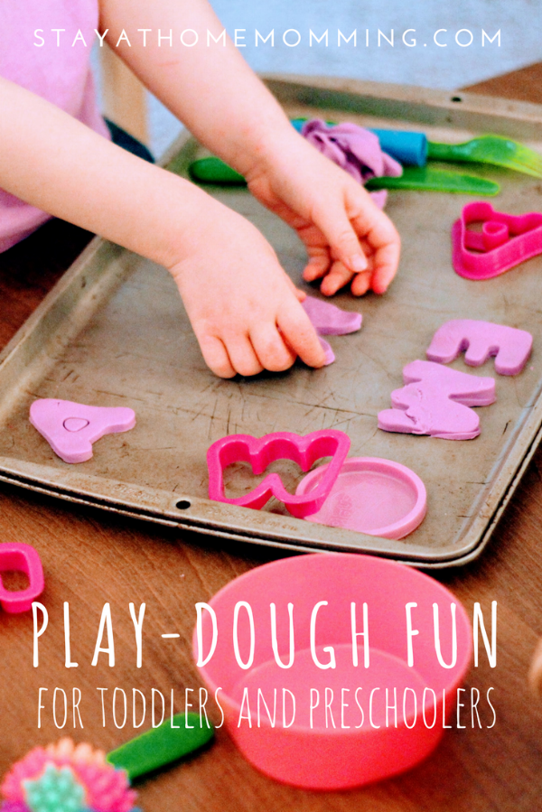 Play-Dough Fun For Toddlers and Preschoolers.png