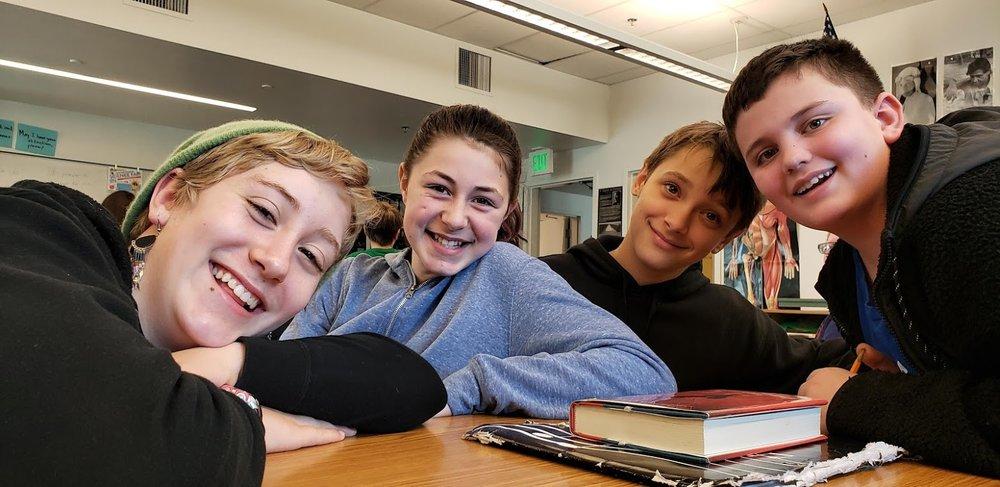 Tidwell students.jpg