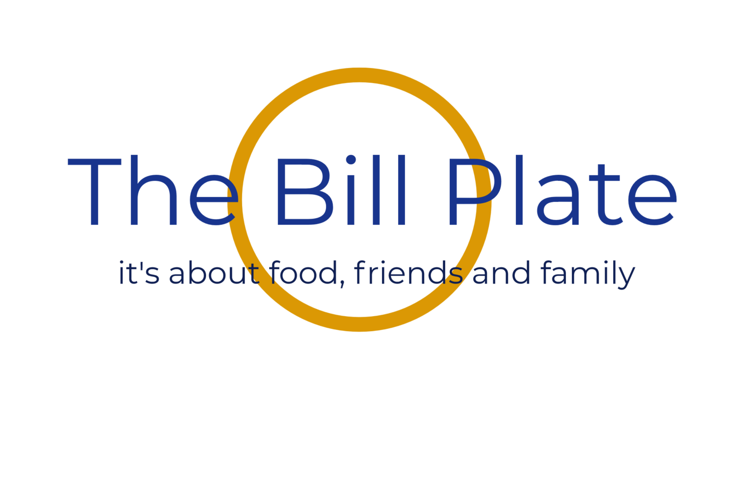 The Bill Plate
