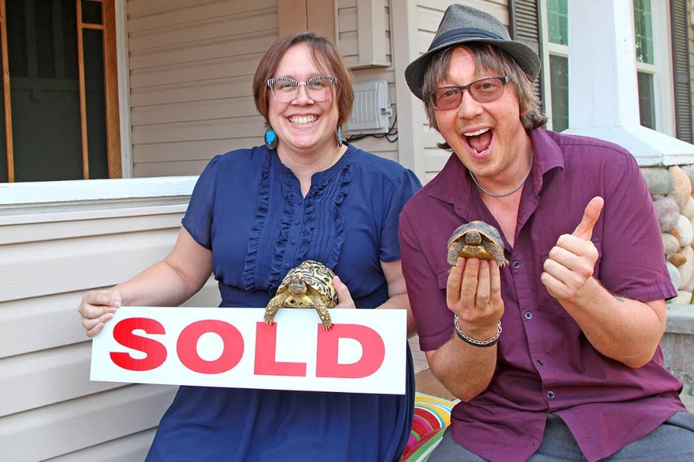 Another successful sale and now the Turtles have a new home!