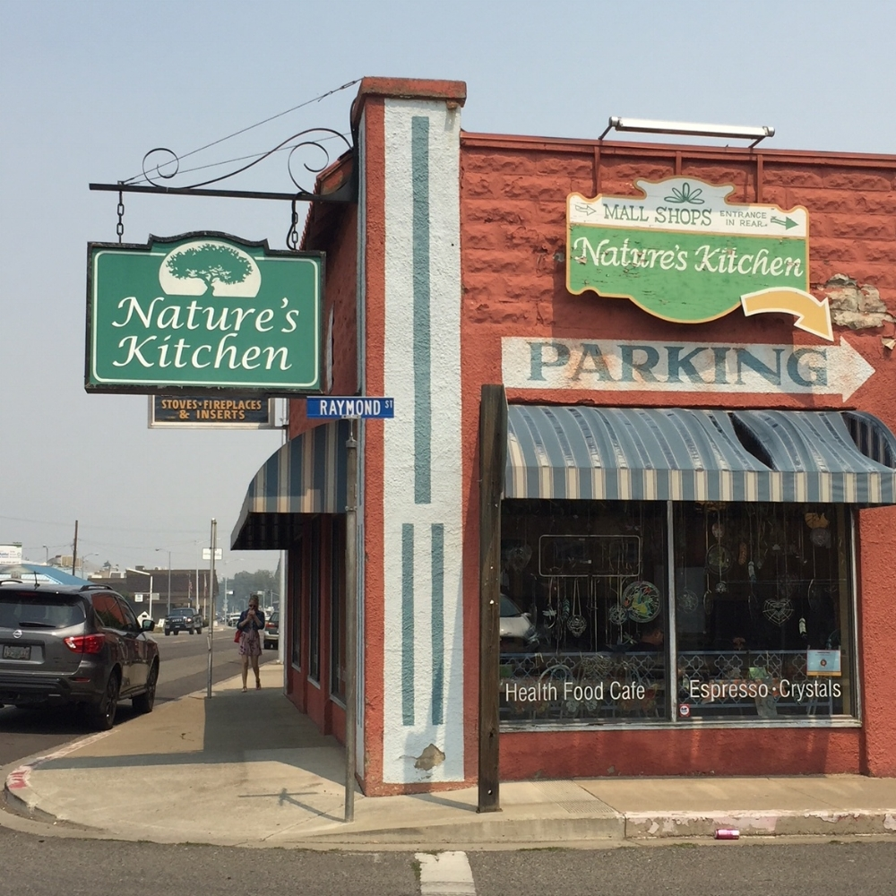 Nature's Kitchen is located at 412 S. Main St. in Yreka.