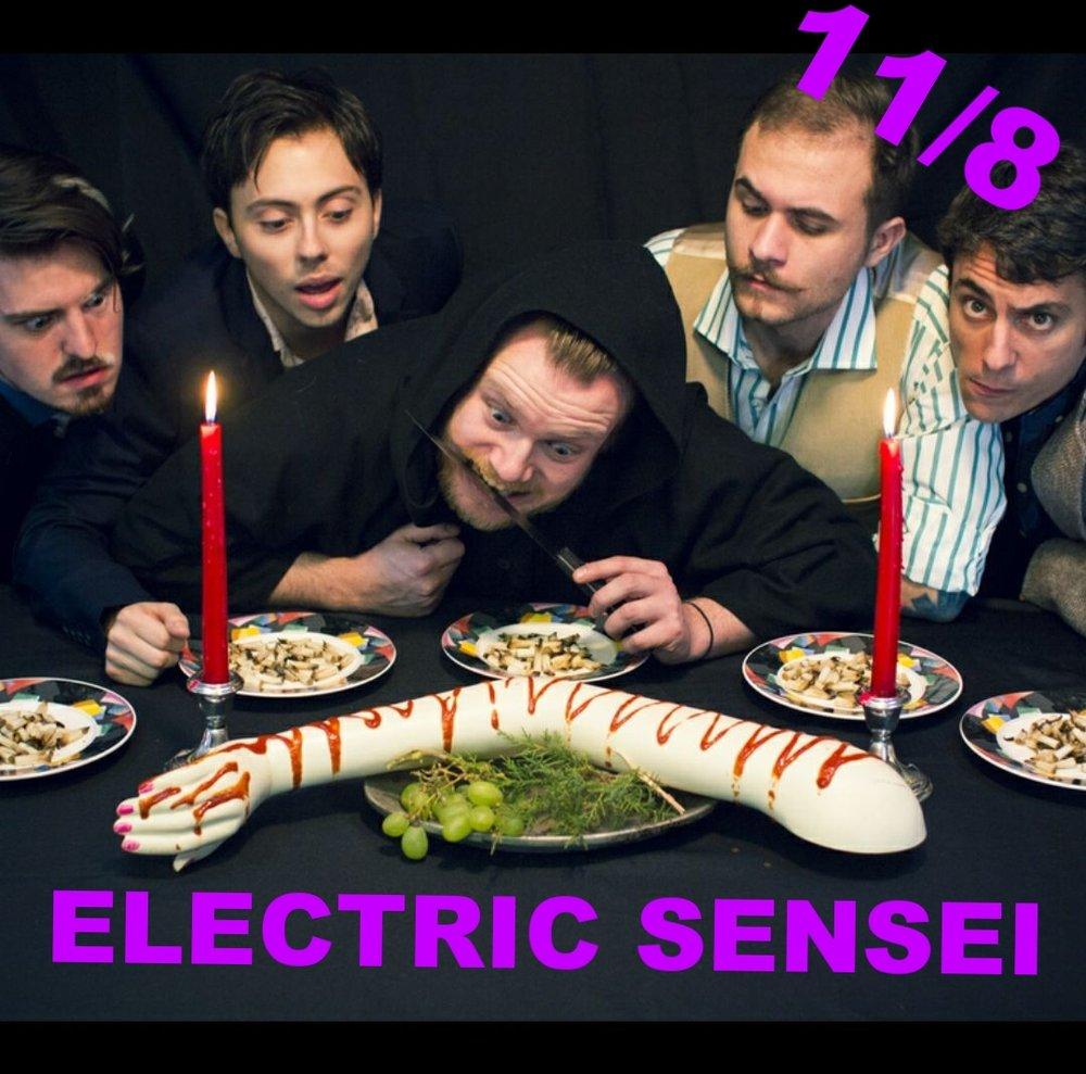 2018-11-08 Electric Sensei