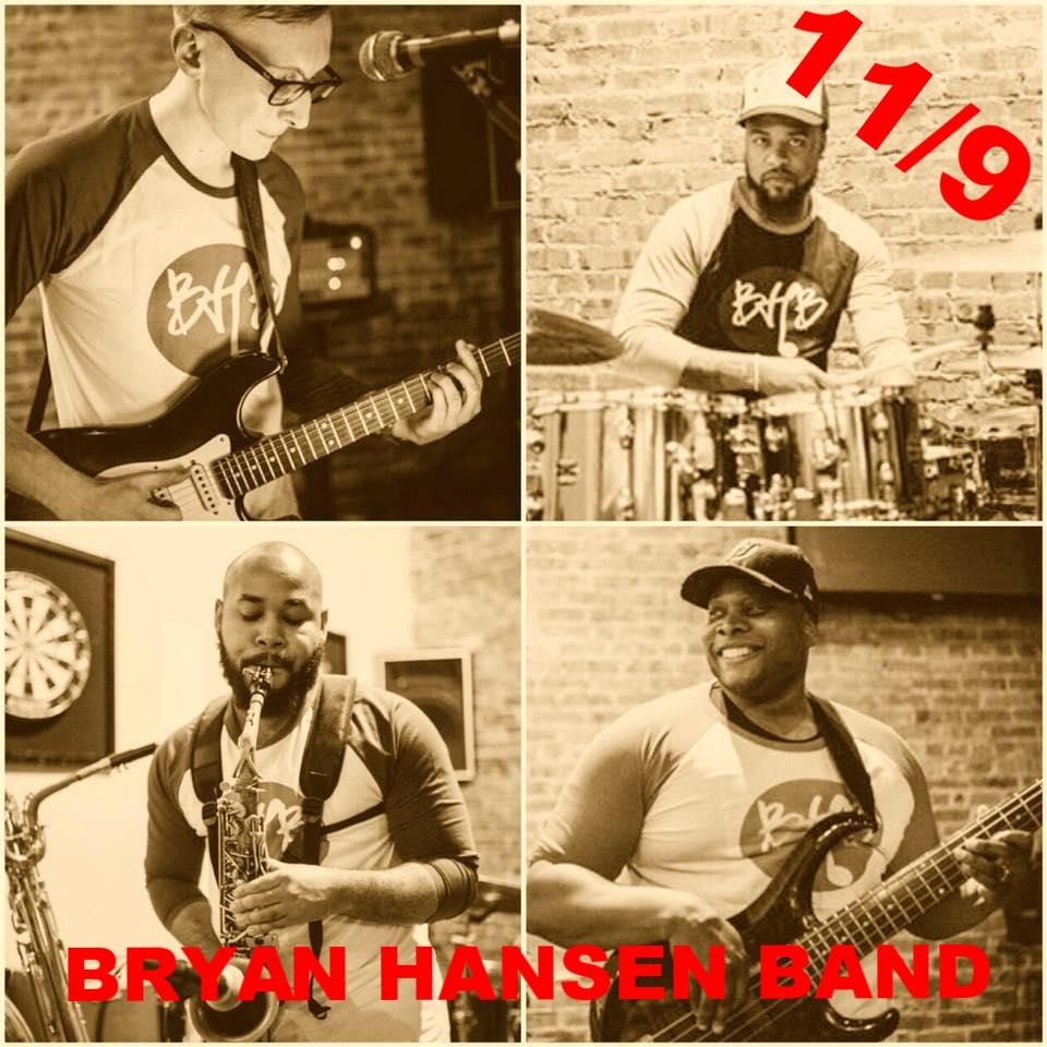 2018-11-09 Bryan Hansen Band