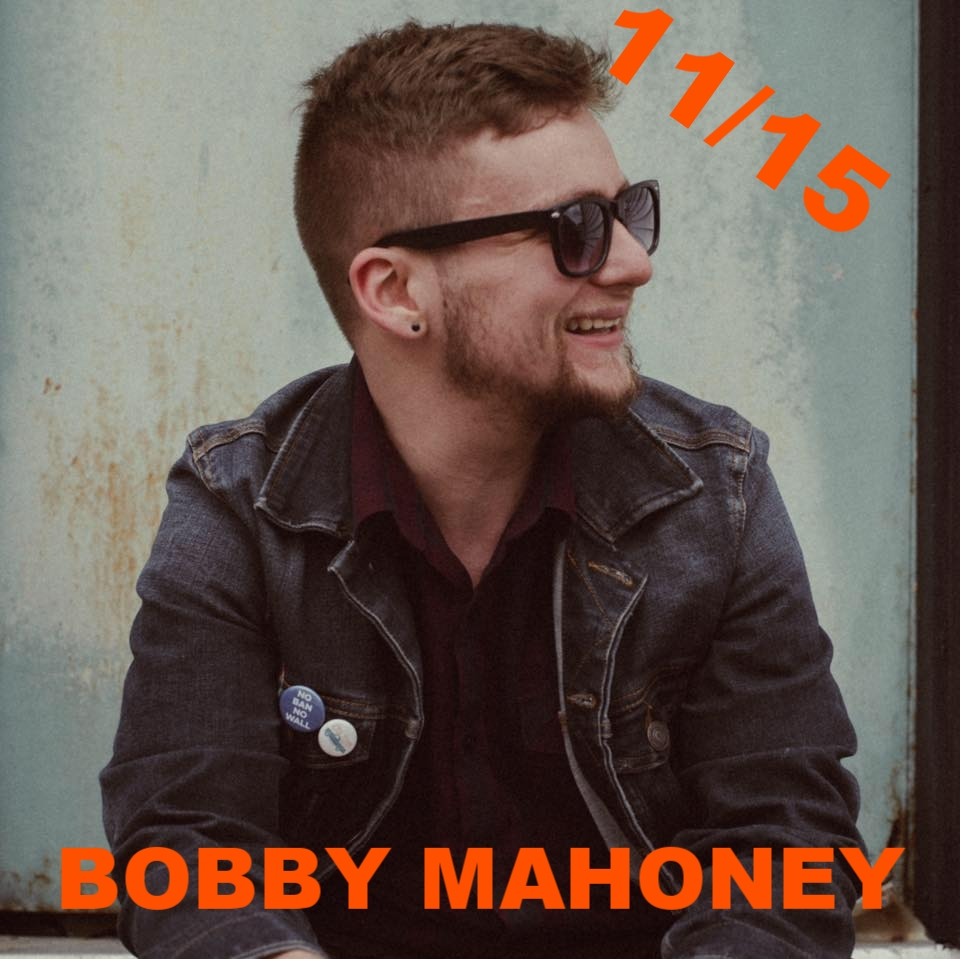2018-11-15 Bobby Mahoney