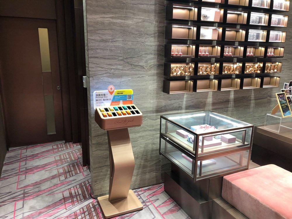Chow Tai Fook Experience Store @Yoho Mall, Yuen Long