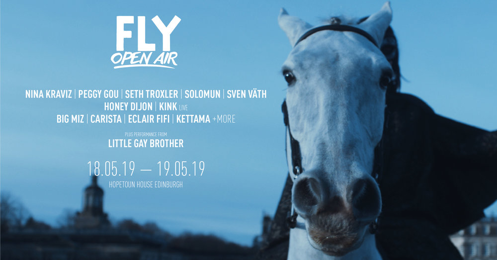 Fly Open Air 2019 Line Up