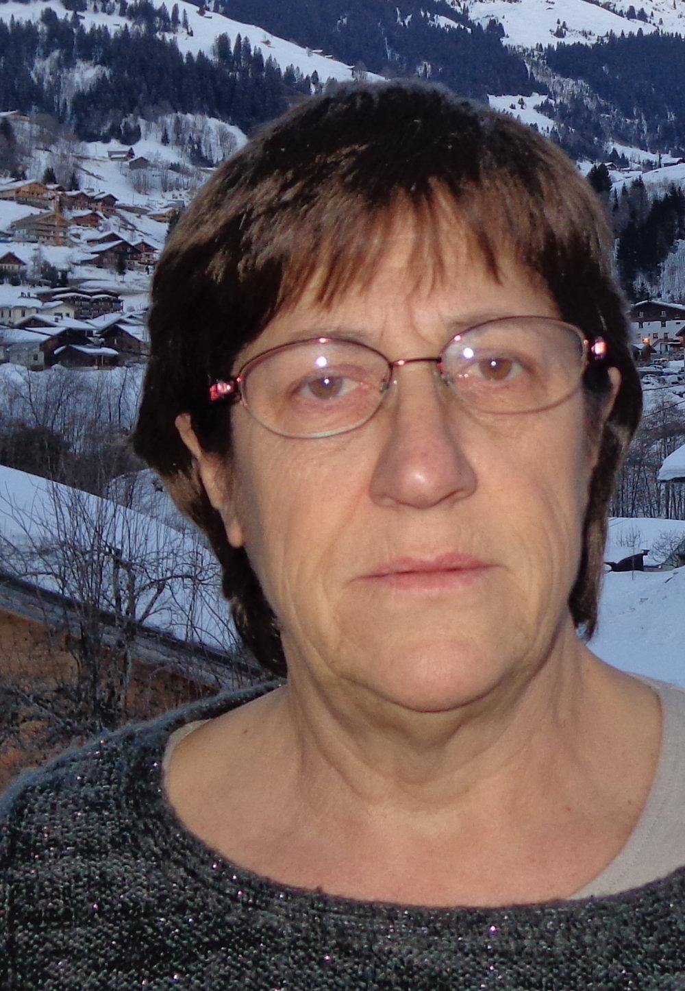 Annick PERRIER - Membre de l'EAP - 06 08 52 22 06