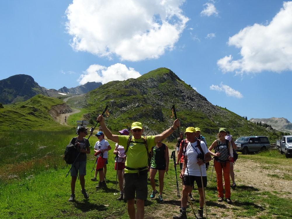 Le parcours 7 : 'Lacs Brassa-Tournant'