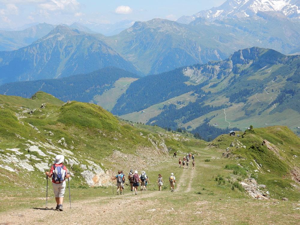 Le parcours 10 : Grand Mont/Historique