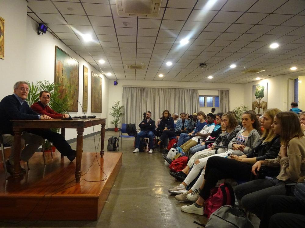 Témoignages des membres de la communauté de Sant'Igidio