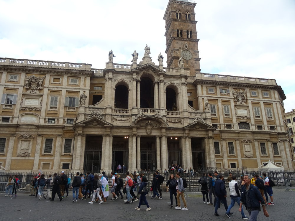 Basilique Ste Marie Majeure