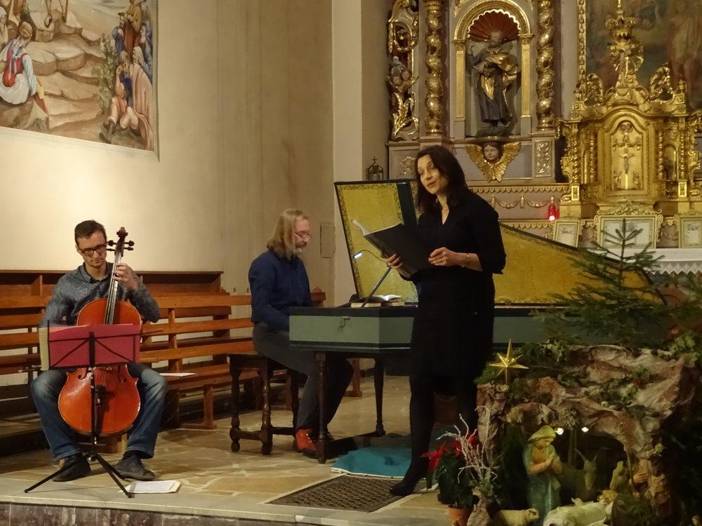 Concert de Noël à Arêches