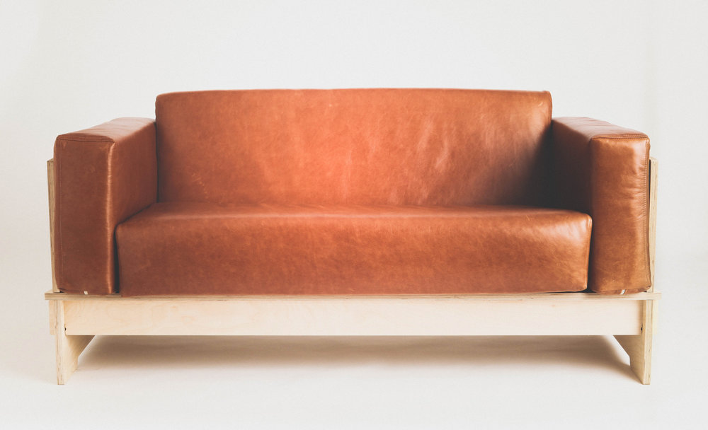 Leather Bruciato