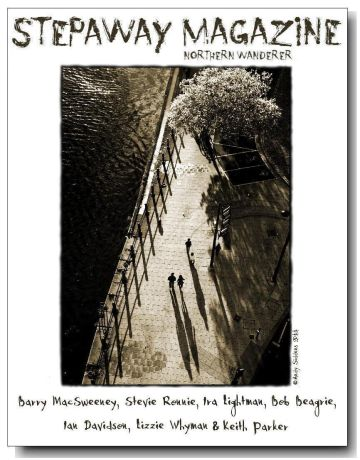 Magazine Cover Commission - The challenge was to take a new photograph to be used as a magazine cover for Stepaway Magazine. The brief was to capture 'walking in Newcastle'. This photograph was one of several taken for the cover but chosen because it just did what it needed!