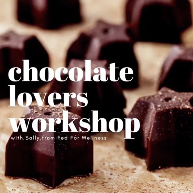 Chocolate  L O V E R S  Workshop . Join me to learn how to wow your lover, mother or significant other juuuust in time for Valentines Day! . We're not making everyday standard chocolate, I'll teach you: . 🍫 Orange infused Raw Chocolate 🍫 Bounty Love Bites 🍫 Choc-Peppermint Fudge . Book through the link in my bio and indulge yourself and your loved ones with homemade chocolates, made with love! . #thesourcebulkfoods #visitcaloundra