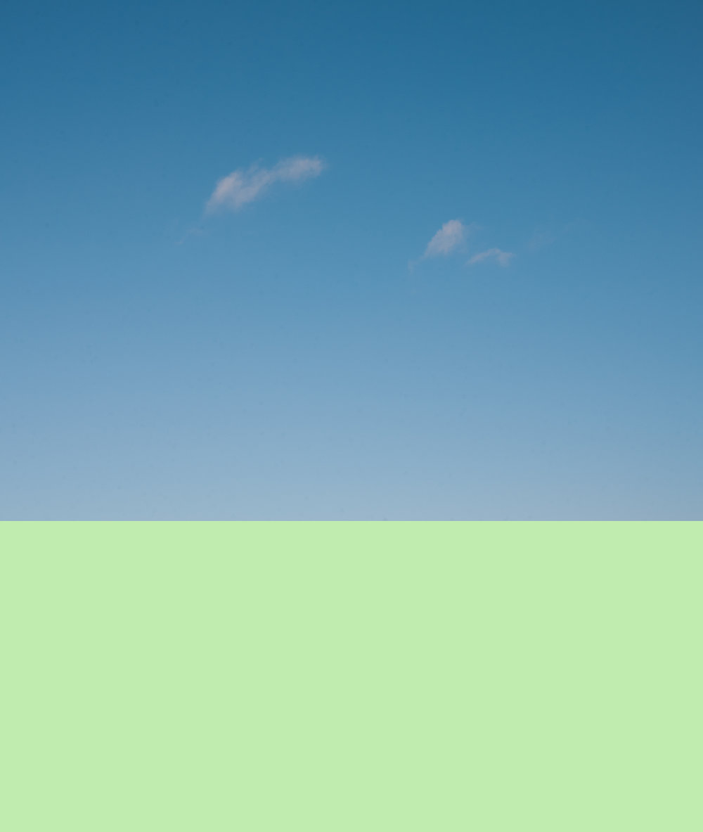 'Blue Sky, Google Green'