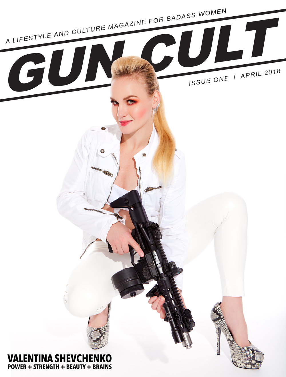Gun Cult | Issue One