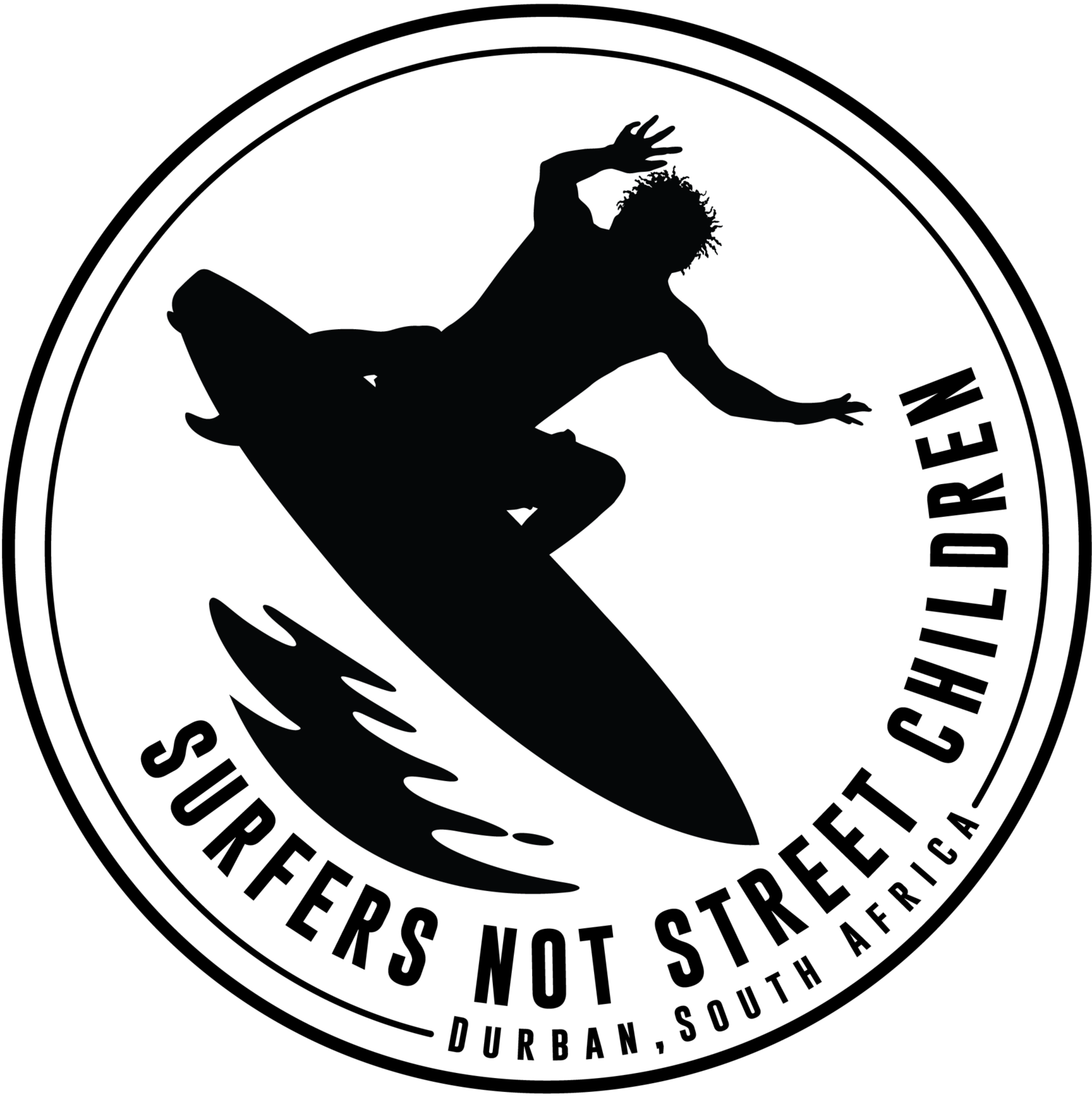 Surfers Not Street Children