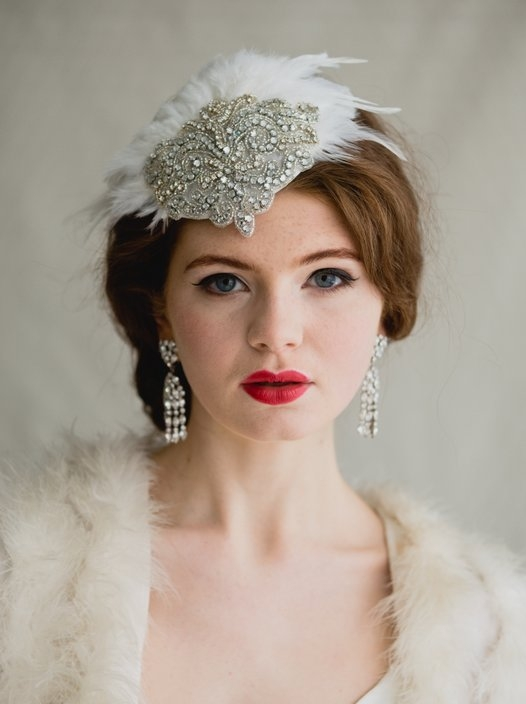 Bespoke Statement Headpieces   Can't find the crowning glory to complete your wedding ensemble? Dirty Fabulous can create a headpiece just for you.