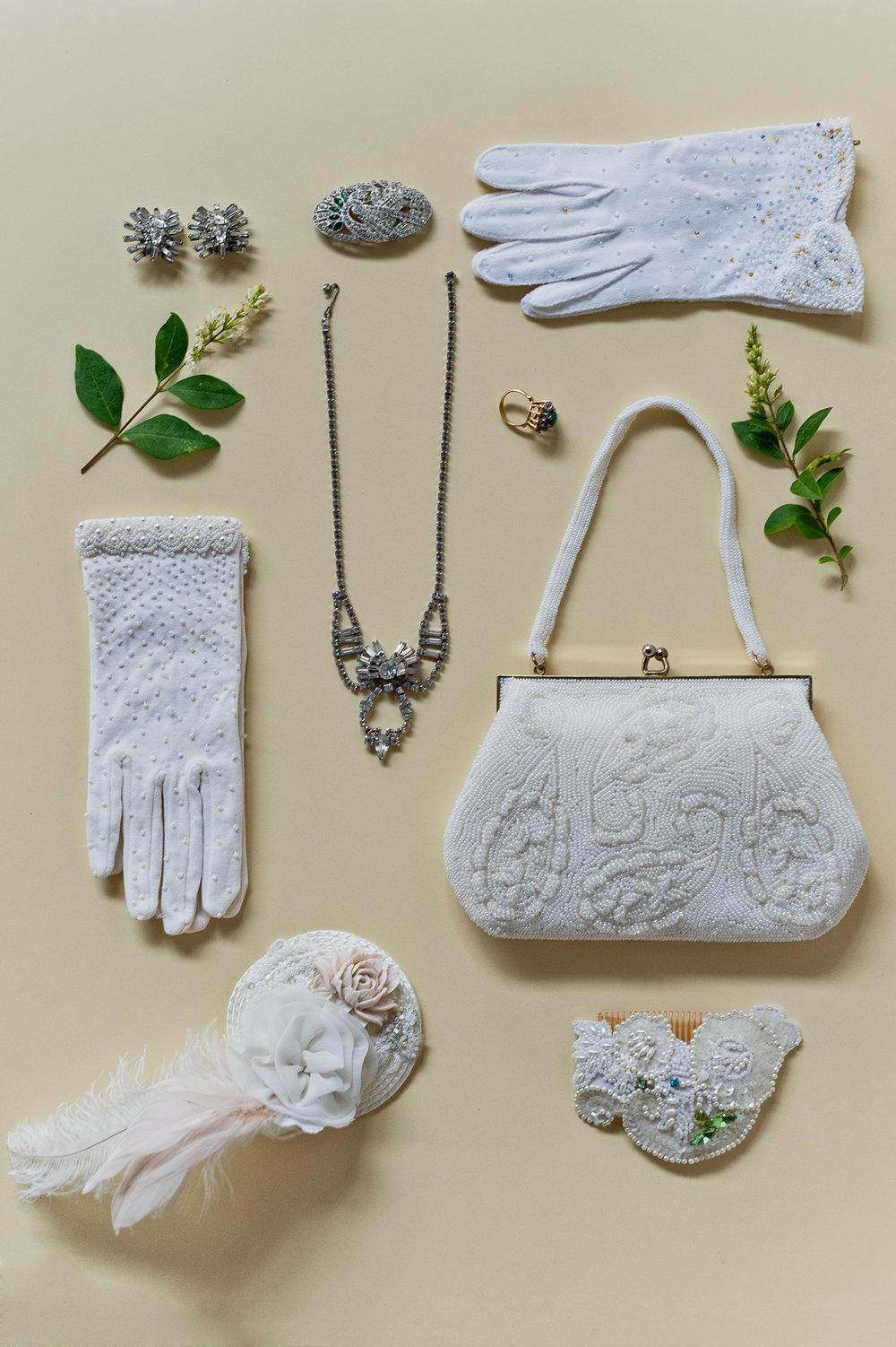 Bridal Accessories -