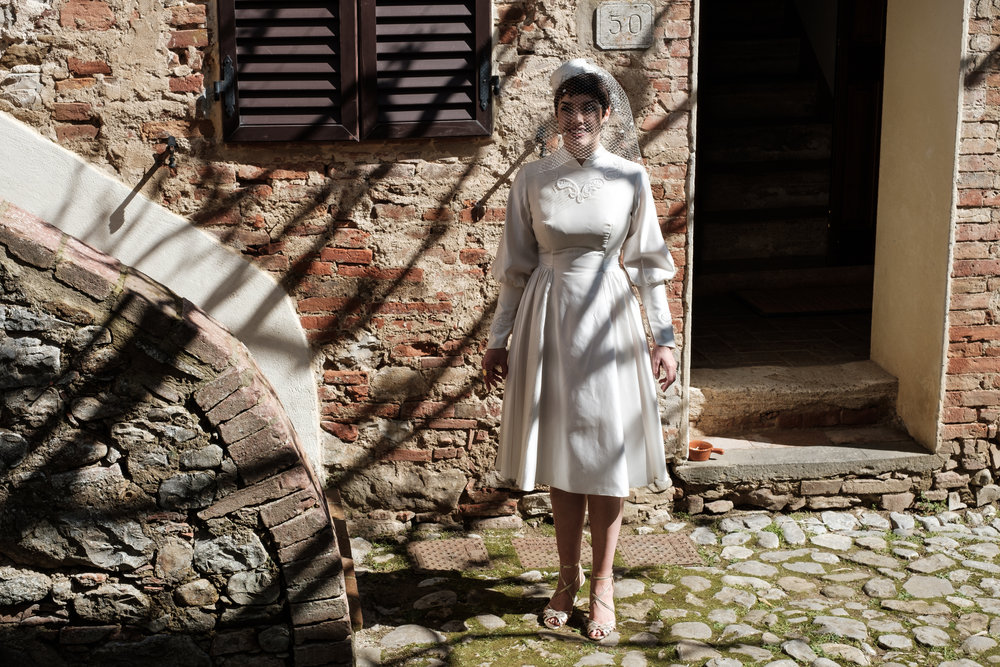 Dirty Fabulous Real Vintage Bride