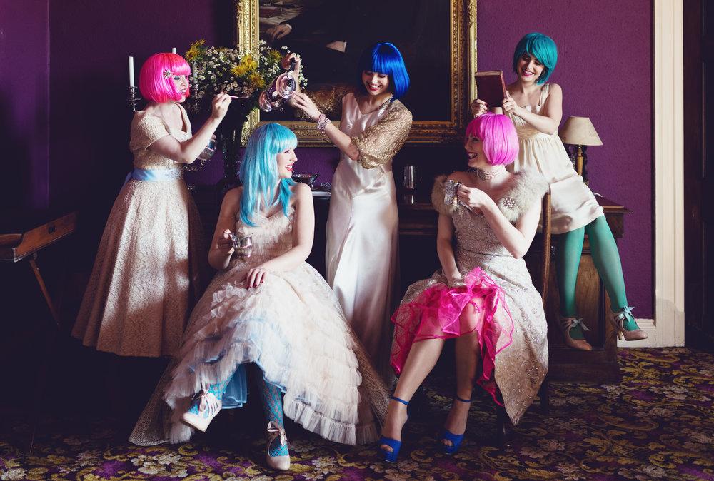 Bridesmaids -