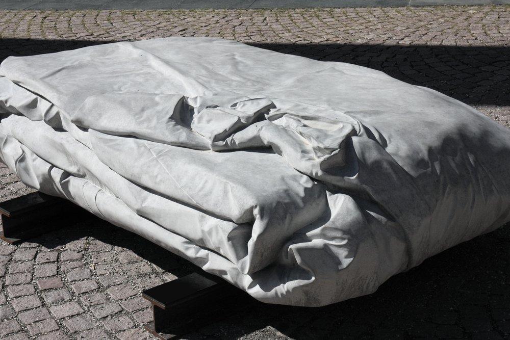Figur III 2014 Beton 206 x 130 x 45 cm