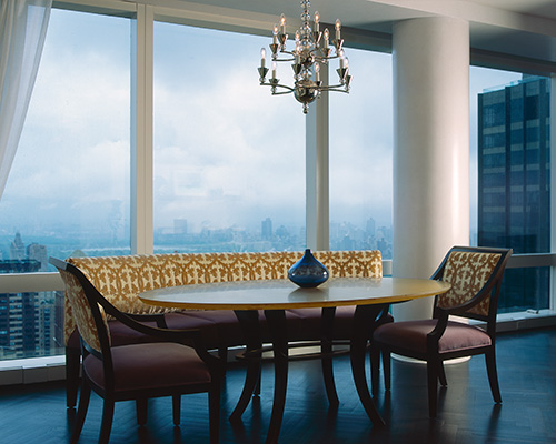 Mandarin Oriental Apartment