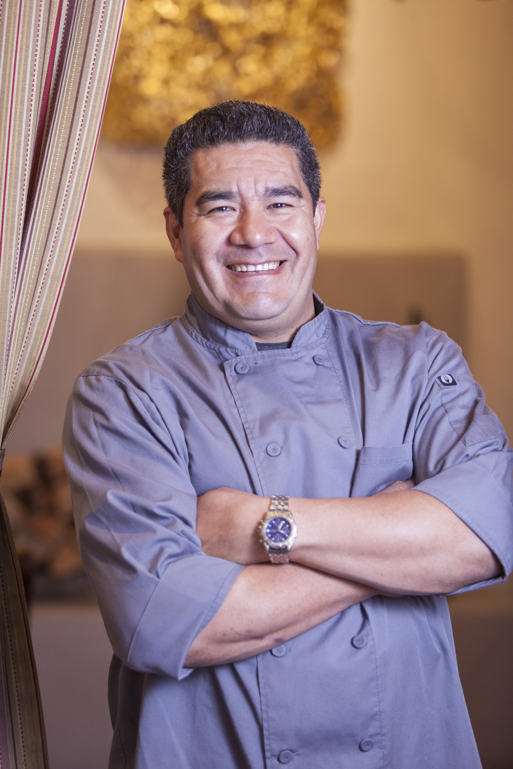 Chef Jose Rodriguez of La Casa Sena