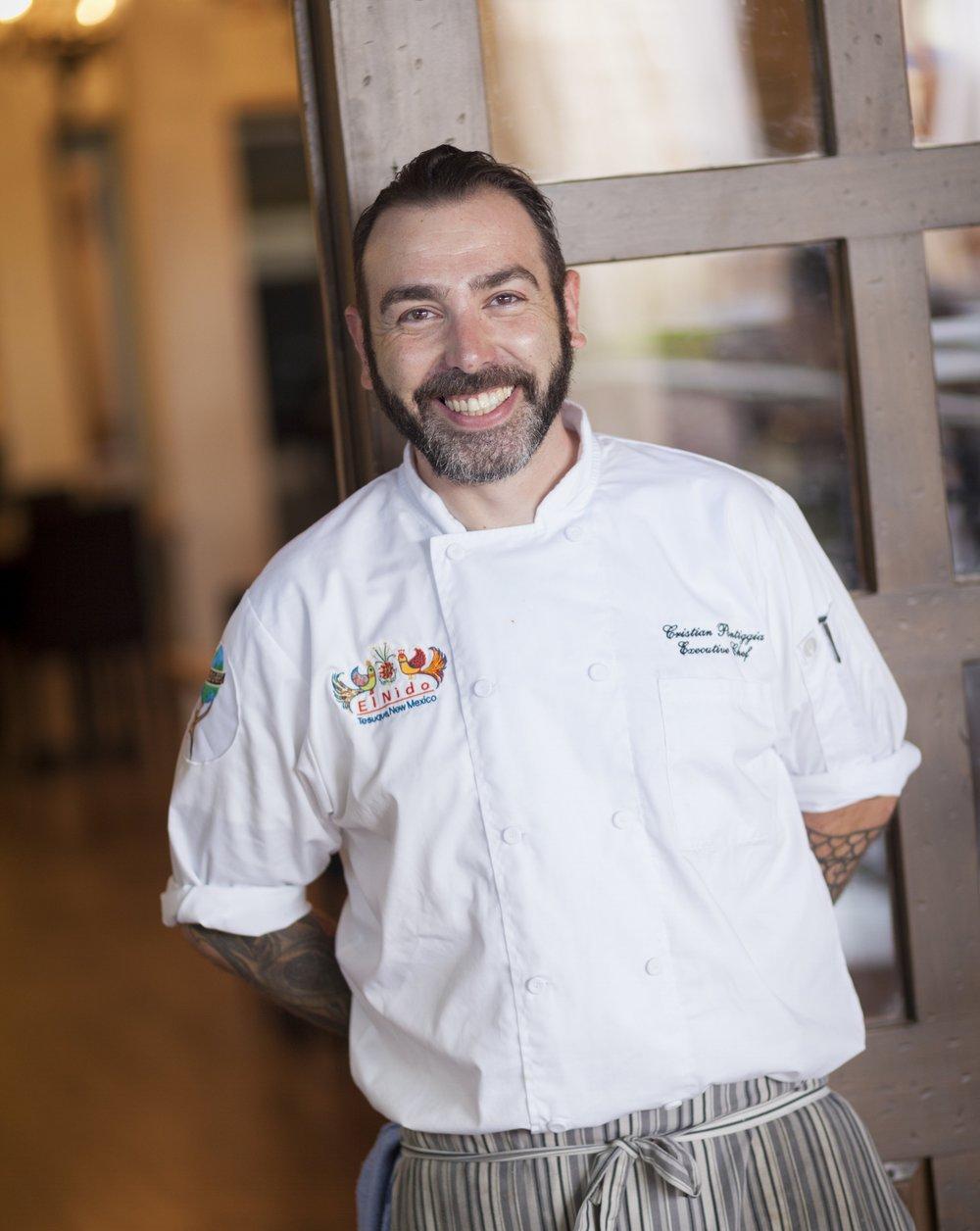 Chef Cristian Pontiggia of El Nido