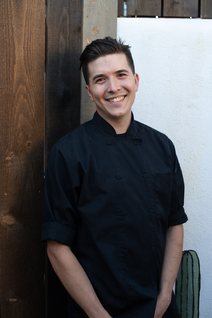 Chef Nathan Mayes of Paloma