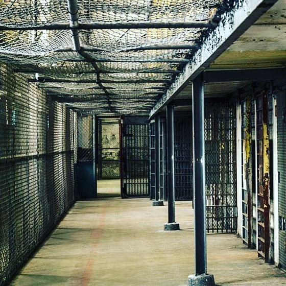 Escape Allegan will have two themed rooms designed to challenge you. In our Prison Break escape room, teams must help each other to find the clues, open several cell doors and deactivate the alarms before the guards arrive.  What friends would YOU want to be locked in a prison cell with?  #friends #problemsolving #prisonescape #puzzle #fun #jail #lockedup #allegan #adventure #escapeallegan
