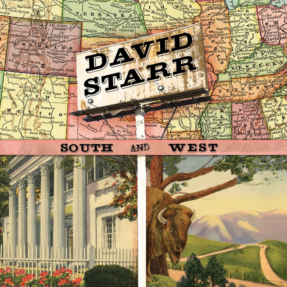 South and West | David Starr 2018