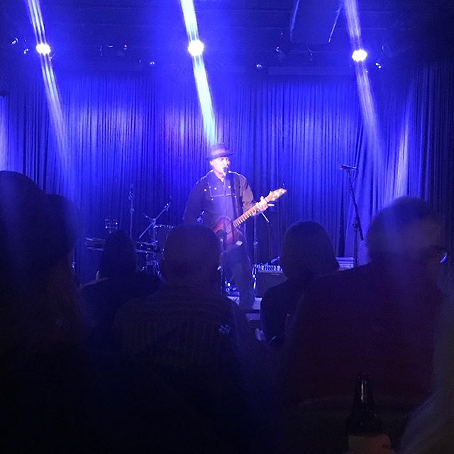 @cooper5505 kicking things off at @douglascornercafe tonight. Gonna sing one with him later on! #incendiarykid