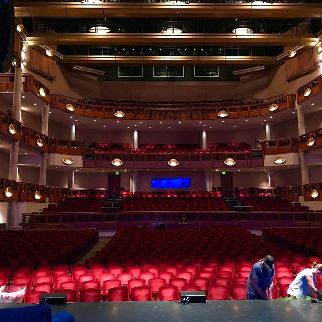 Looking forward to playing for #coloradomatters Holiday Extravaganza tonight at Newman Center in Denver. #soldoutshow #christmas #doingchristmasright