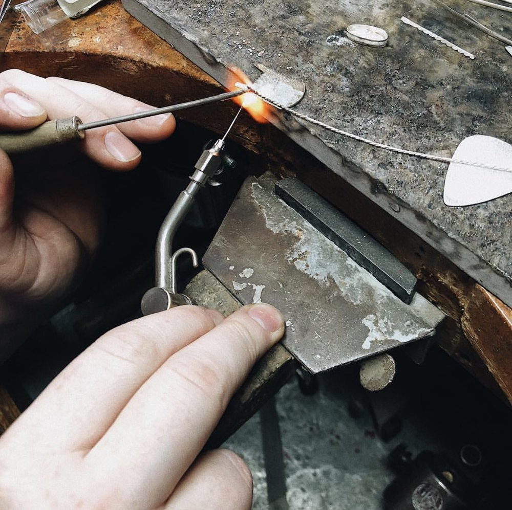 Welcome expert jeweler, Donny Jenkins to the Beyond Measure Team!