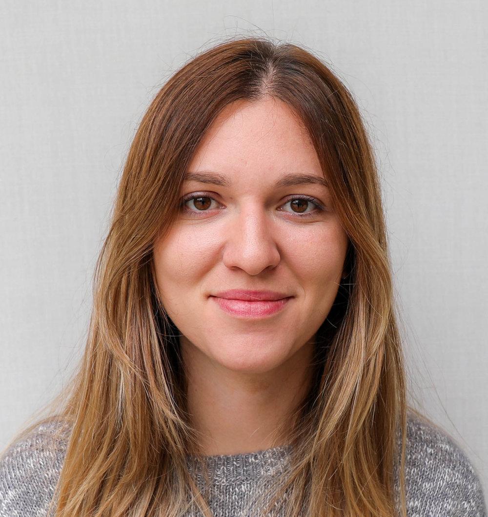 Egzona Morina   (Founder/trustee)