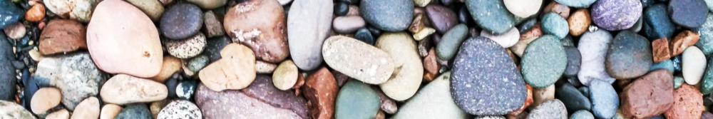 Image of sea rocks for Dr. Tammy Dobbs therapist group therapy services section for children, adolescents, and teens