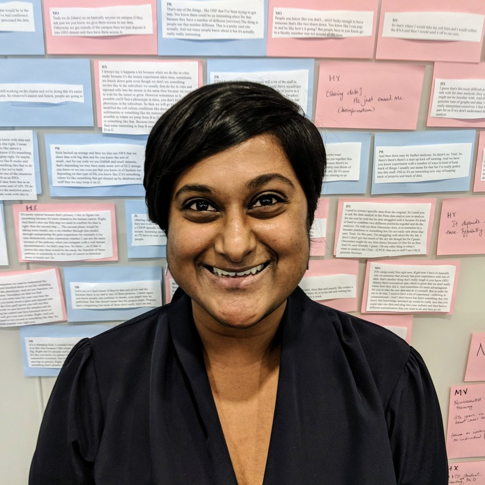 Deepa Prasad (UX Designer)