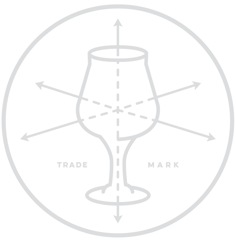 Vector Brewing Glass Logo